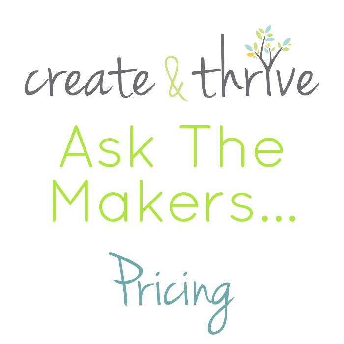 Ask the Makers - Pricing