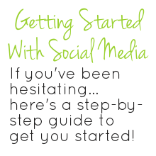 Getting Started With Social Media 220 sidebar image