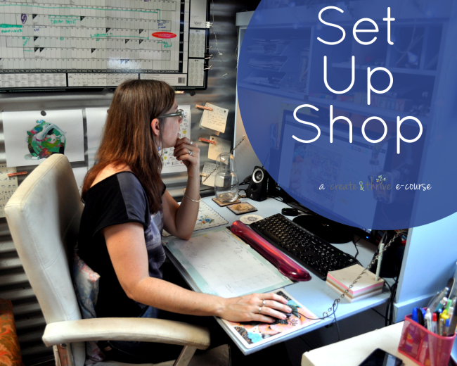 Set Up Shop - Take your shop from go to whoa - 2014 3