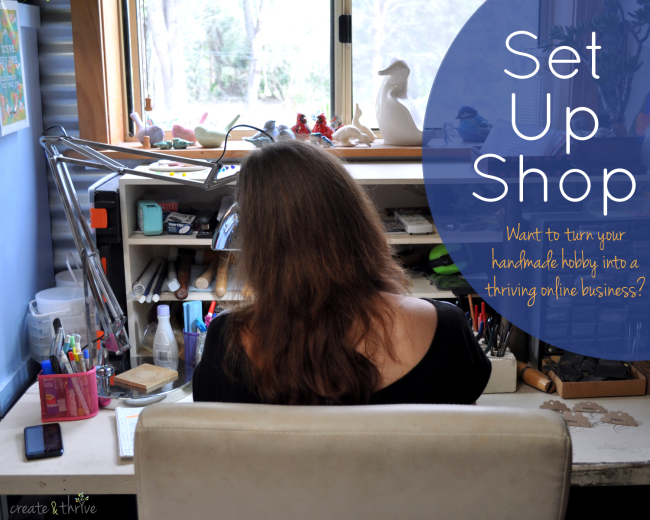 Set Up Shop - Take your shop from go to whoa - 2014 4