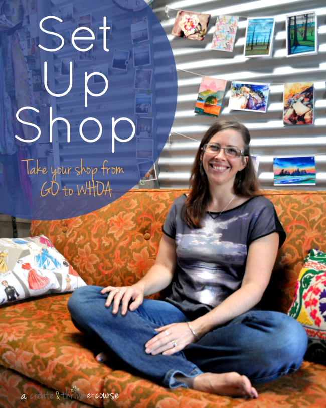 Set Up Shop - Take your shop from go to whoa - 2014