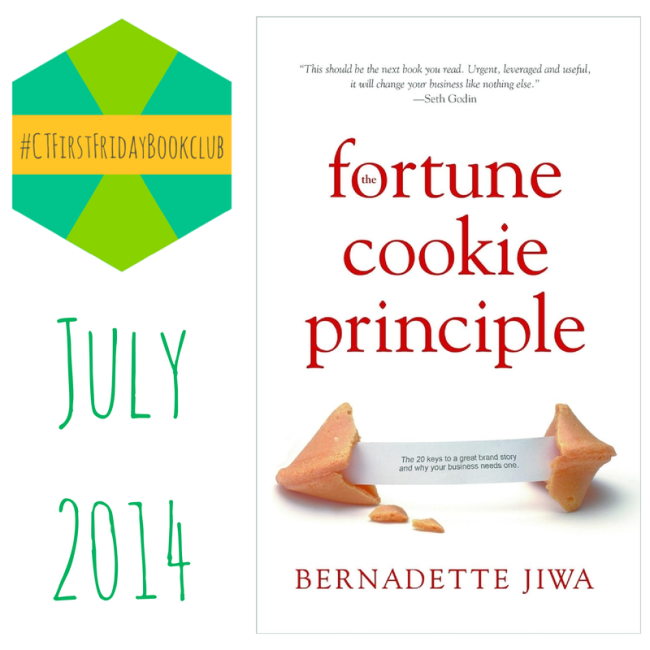 CTFirstFridayBookclub July 2014
