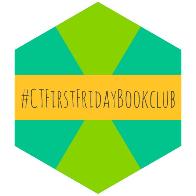 CTFirstFridayBookclub Logo