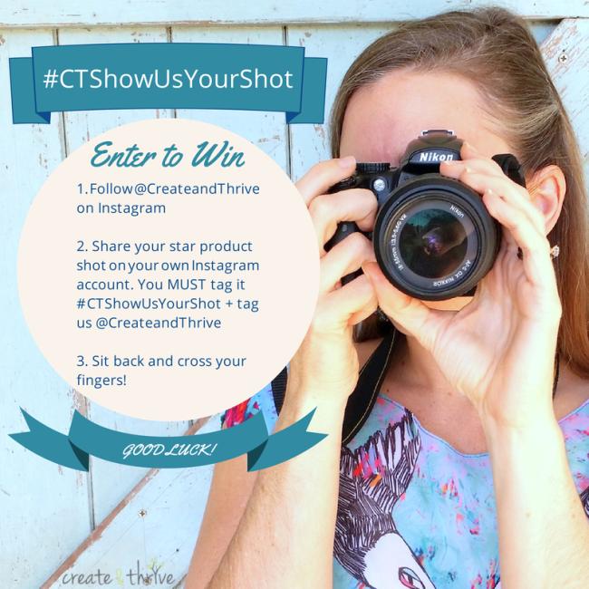 CTShowUsYourShot instagram competition main graphic