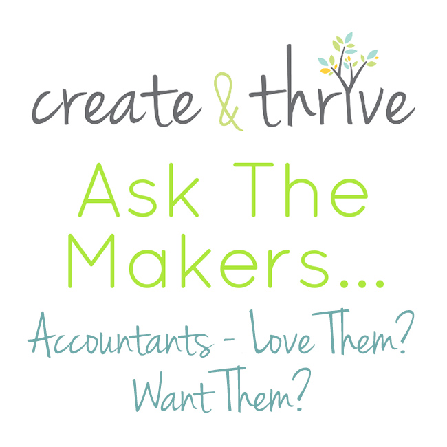 Ask the Makers - accountants
