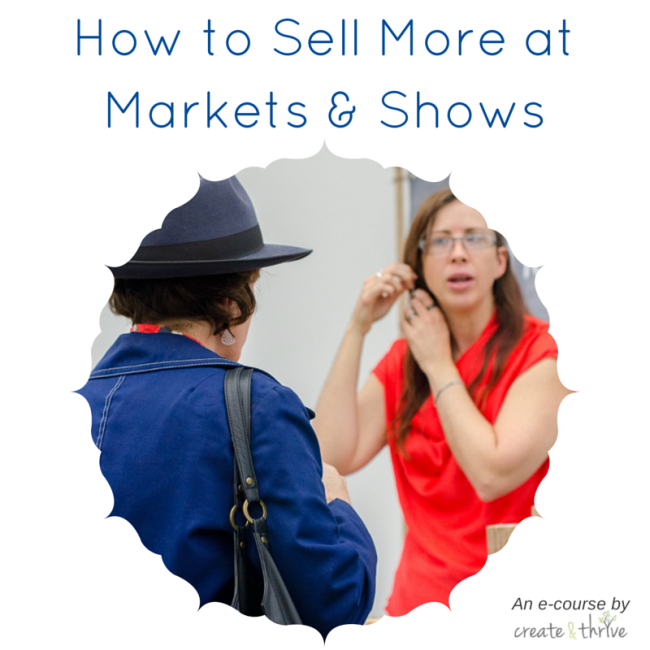 How to Sell More at Markets & Shows - Square Image 3 (1)
