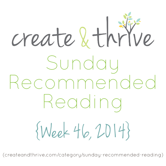 recommended reading week 46