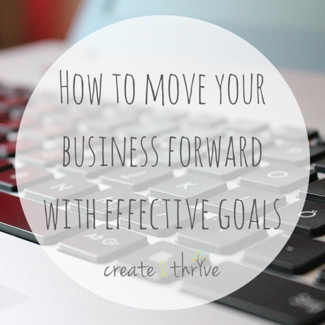 How to move your business forward with