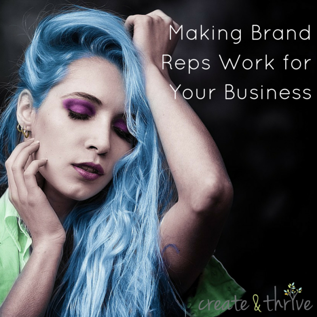 Making Brand Reps Work for Your Business (1)