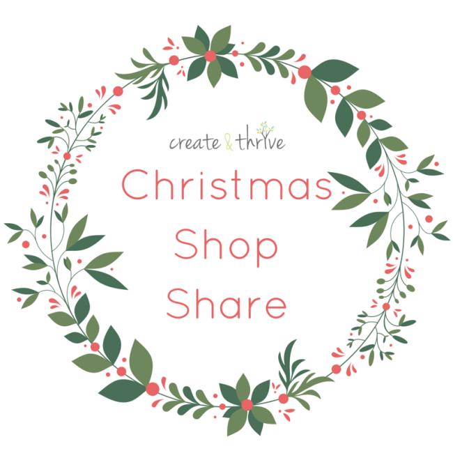 Christmas Shop Share