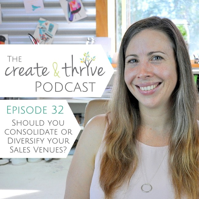 Ep 32 - Create & Thrive Podcast