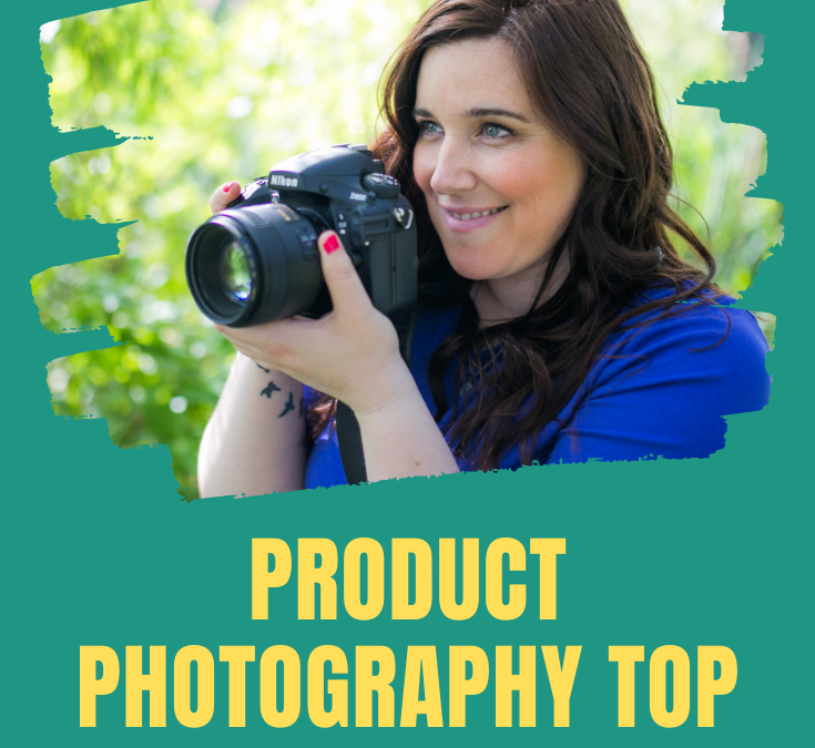 Product Photography Top Tips with Amy Eaton [229]